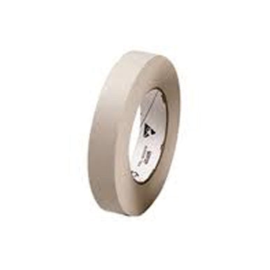 "Desco 81261 Antistatic Masking Tape, 3/4"" x 60 yds 3"" Paper Core"