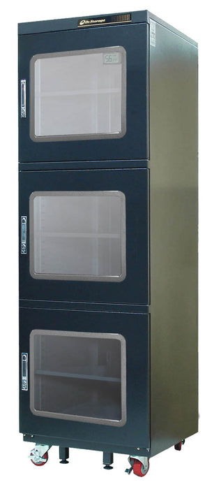 Dr. Storage XC-600 Ultra Low Humidity Dry Cabinet, 624L Capacity