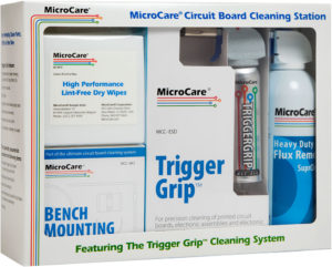 MicroCare Trigger Grip Cleaning Kit
