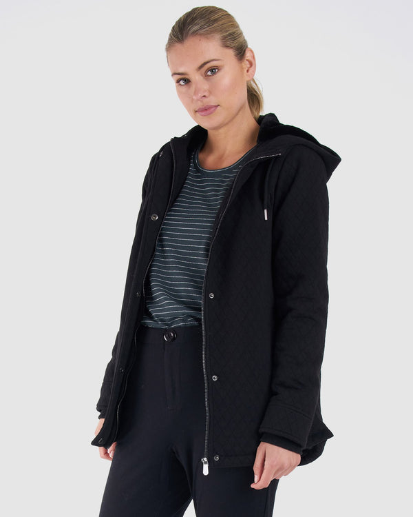 Cher Jacket - Black ||  By Betty Basics