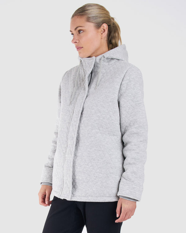 Cher Jacket - Grey ||  By Betty Basics