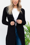 Bella Cardigan - Black