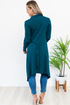 Bella Cardigan - Emerald