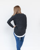 Blair Knit - Charcoal