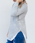 Blair Knit - White
