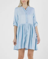 Frankie Dress - Chambray
