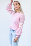 Calista Knit - Blush