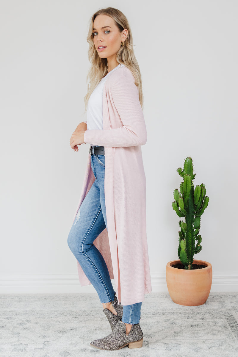 Cecile Cardigan - Blush || By SASS