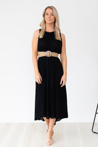 Estella Dress - Black