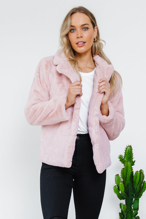 Fern Jacket - Blush || By SASS  {Online Exclusive}