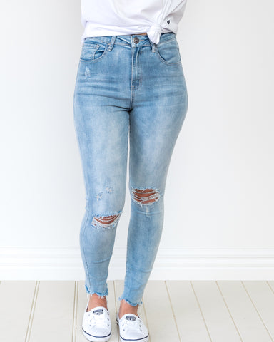 Harlow Ripped Jeans