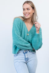 Hensley Knit - Sea Green