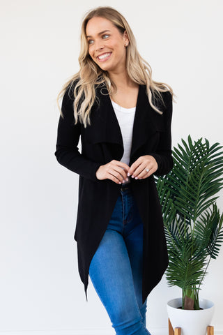Izzie Jacket - Black