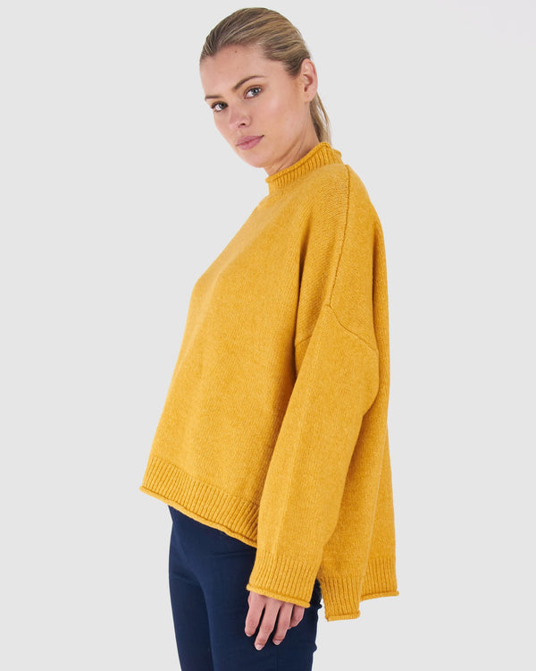 Jemima Knit - Amber || By Betty Basics