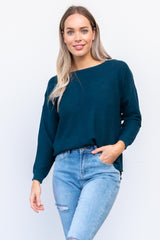 Lucia Knit - Teal
