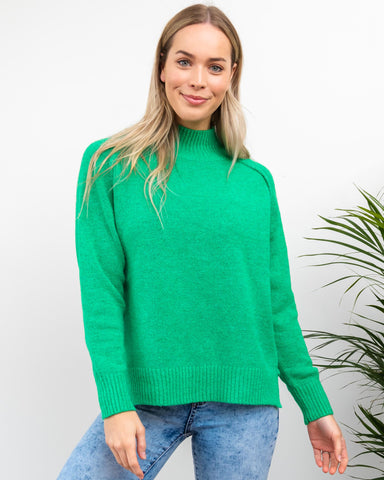 Mable Knit - Forrest Green
