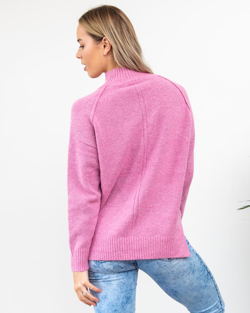Mable Knit - Pink
