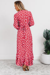 Meeka Wrap Dress