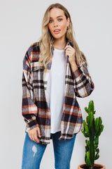 Sawyer Button Down - Red Multi