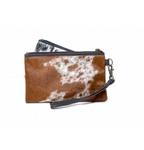 Rugged Hide Doreen Clutch Wallet