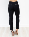 Tailor Zip Pants - Black