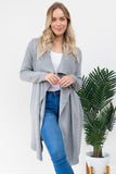 Tik Cardigan - Grey