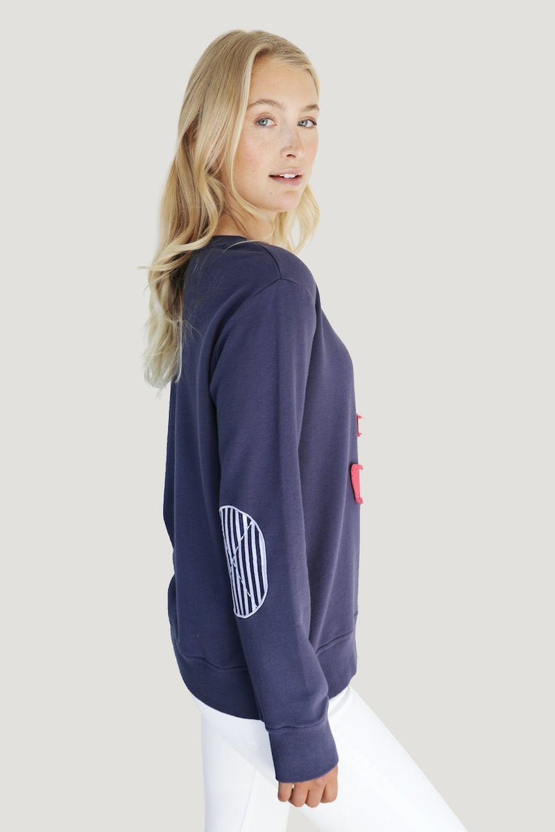 Zipside Frayed Anchor Cotton Windy - Old Navy || EST 1971