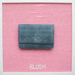 Billie Clutch - Charcoal