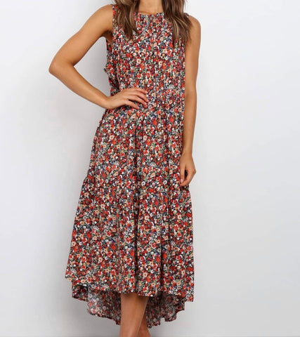 Estella Dress - floral