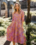 Suzanna Paisley Dress