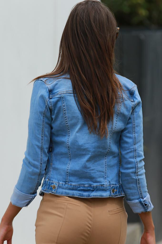Jess Denim Jacket
