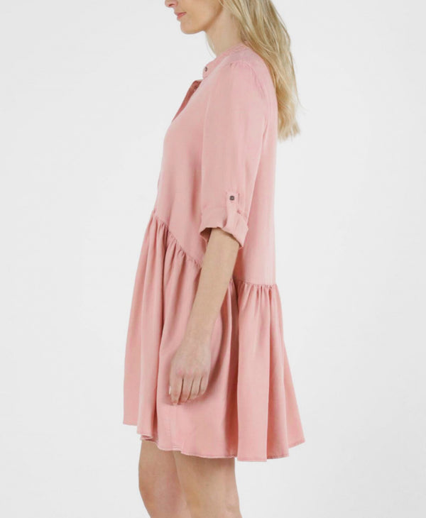 Frankie Dress - Rose