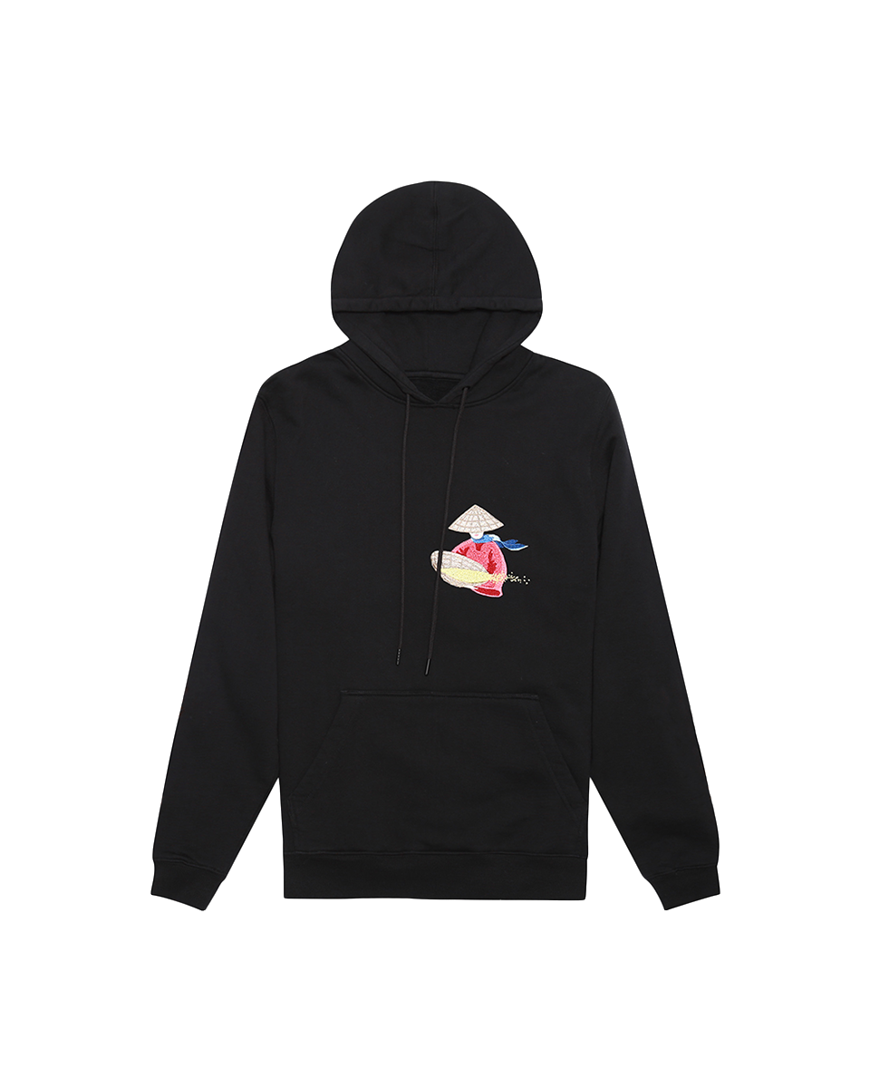 THE RICE LADY HOODIE