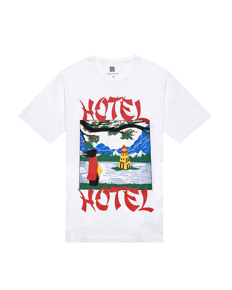 THE RESTLESS TOURIST TEE