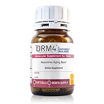 DRM4® Molecular Dietary Supplement for Skin