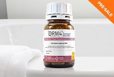 DRM4® Food Supplement for Skin (Pre-sale)