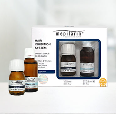 Mepilarin® Hair Inhibition System