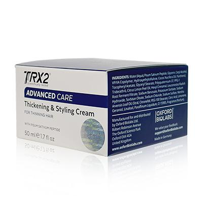TRX2 Advanced Care Hair Thickening & Styling Cream