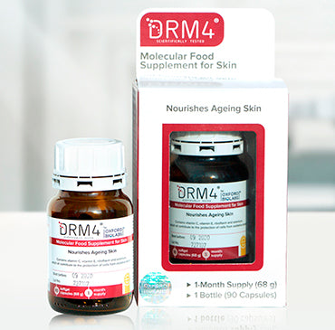 DRM4® Molecular Food Supplement for Skin