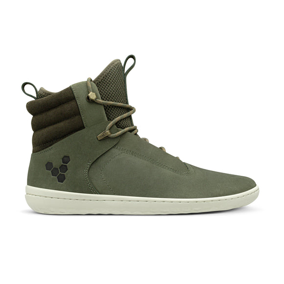 Vivobarefoot Kasana Winter Boot. Women's (botanical green)