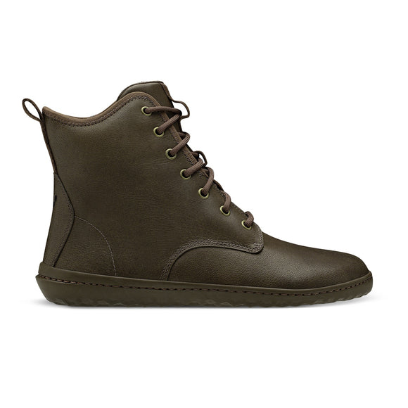 Vivobarefoot Scott II Leather. Men's (chesnut)