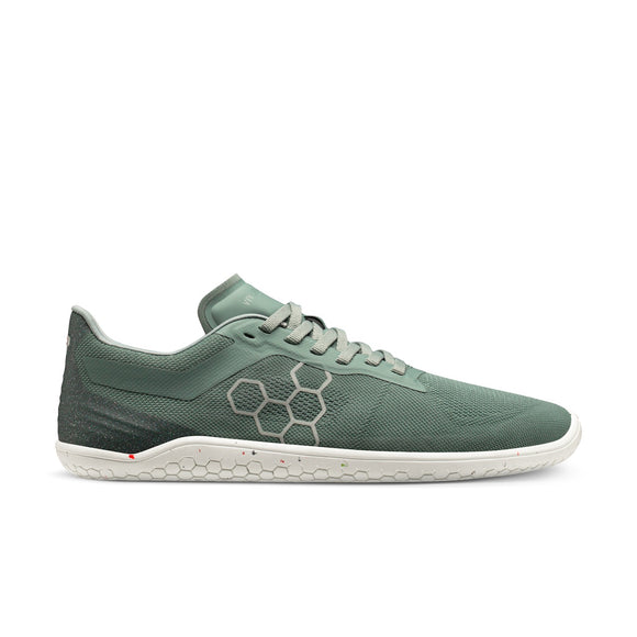 Vivobarefoot Geo Racer II. Men's (sea green)
