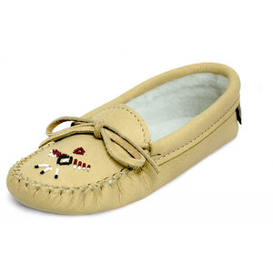 Laurentian Chief Moccasin. Women's (natural)