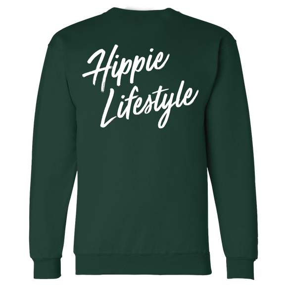 Hippie Lifestyle - crewneck