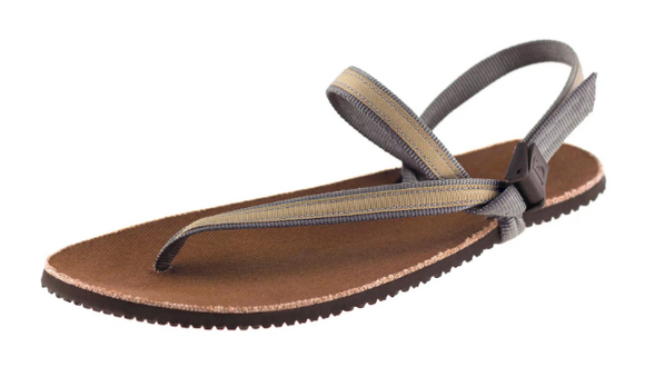 Earth Runners - Circadian Lifestyle Sandal. Unisex (charcoal style lace)