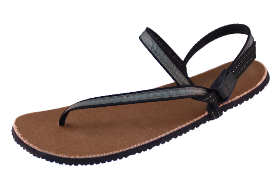 Earth Runners - Circadian Lifestyle Sandal. Unisex (grey style lace)