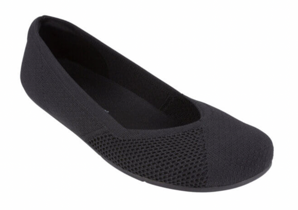 Xeroshoes Phoenix Knit. Women's (black)