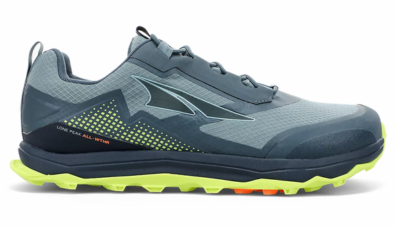 Altra Lone Peak All-Wthr Low. Men's (grey/lime)