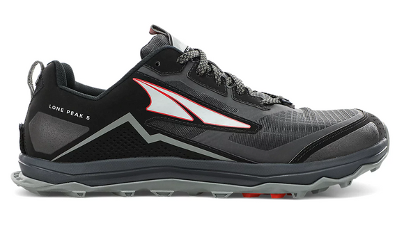 Altra Lone Peak 5. Men's (dark slate/red)