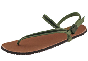Earthrunners - Circadian Adventure Sandal. Unisex (camo performance lace)